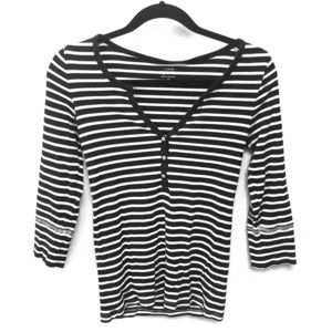 J.Crew Stripped Perfect Fit Top
